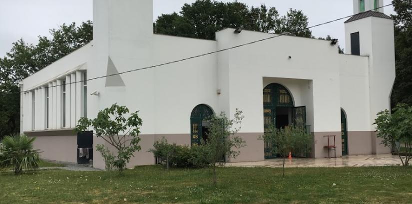 Mosquée arrahma, Nantes, France