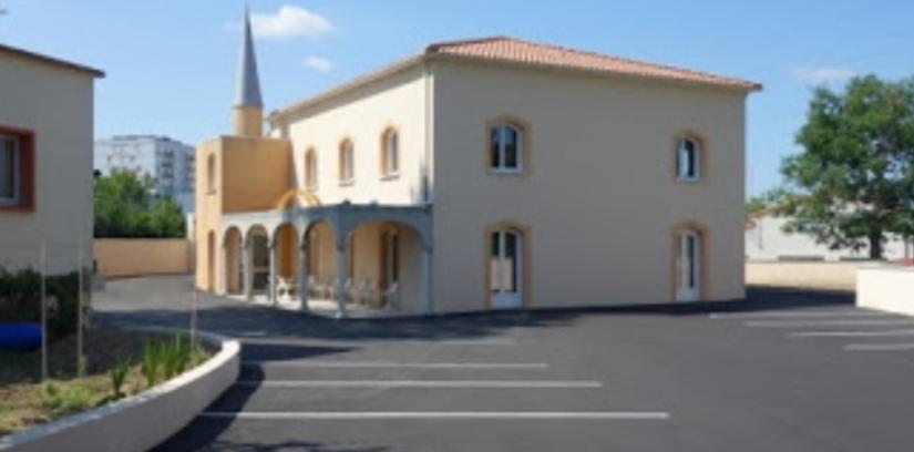 Mosquée turque de cholet, Cholet, France