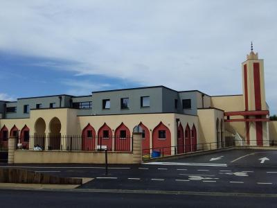 Mosquée de Canteleu, Canteleu