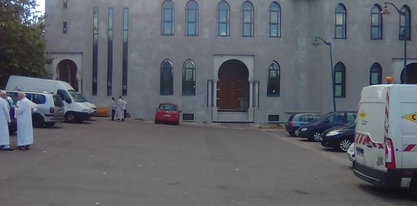 Mosquée Othman Ibn Affan, Mantes-la-jolie, France