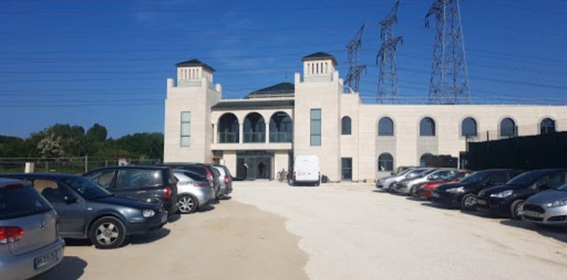 Mosquée de Roissy-en-Brie, Roissy-en-brie, France
