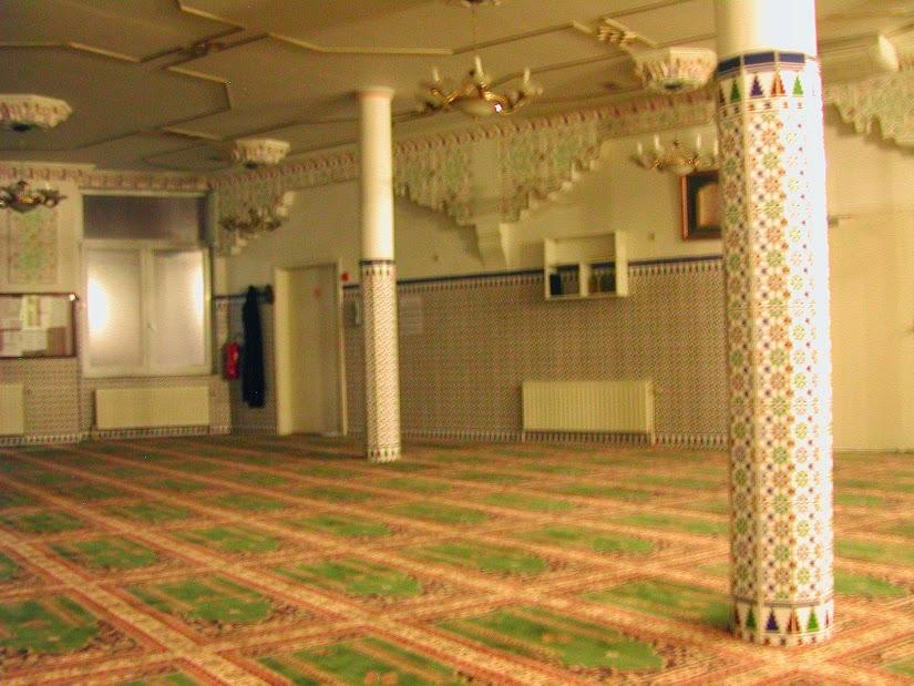 Masjid Al-Ansar, Schaerbeek, Belgium