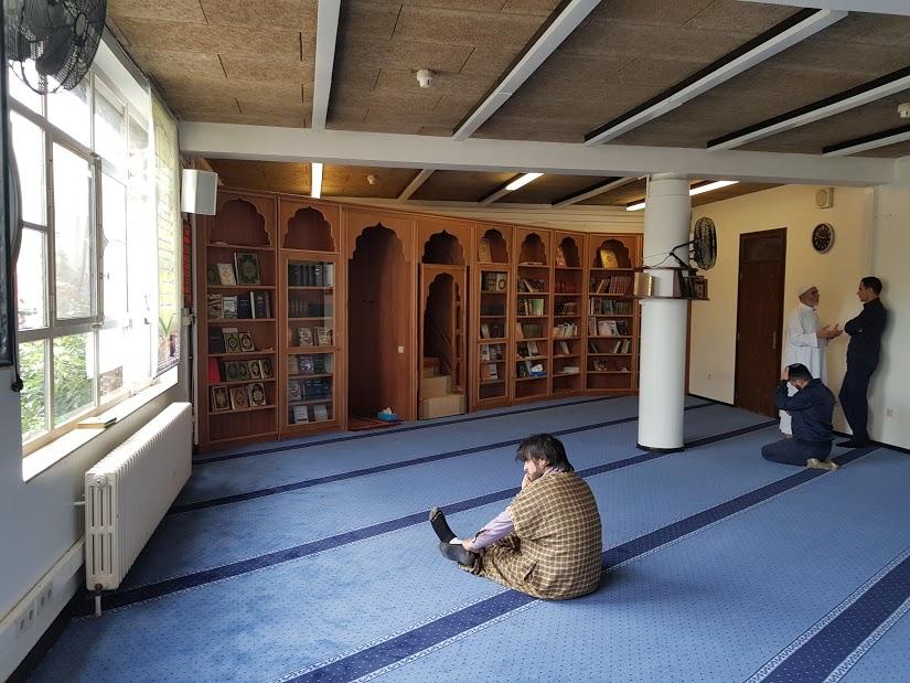 Masjeed Al Ihssan, Louvain, Belgium