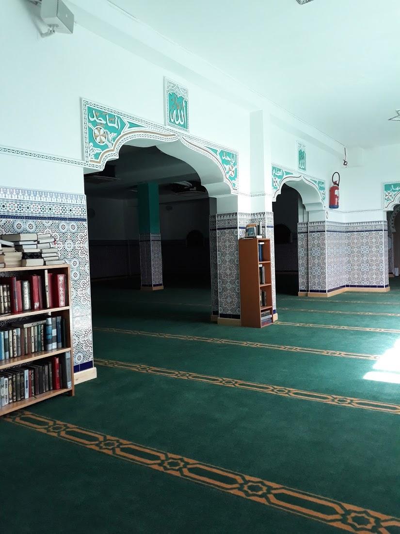 El Mouhsinin Islamitisch Centrum, Saint-Gilles, Belgium