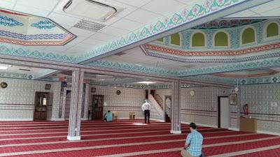 Moskee Tevhid Camii Gent, Gand