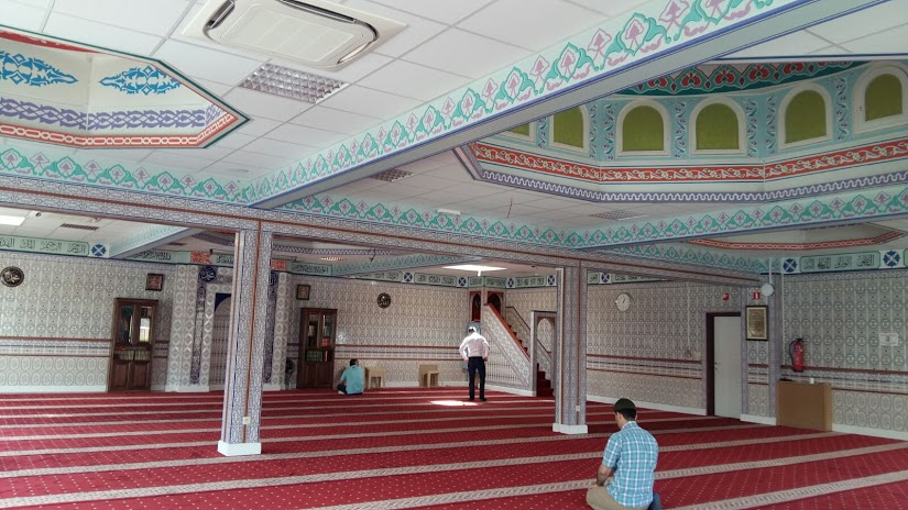 Moskee Tevhid Camii Gent, Gand, Belgium