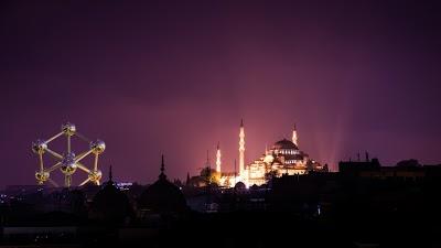Mosquée Hicret Camii, Bruxelles