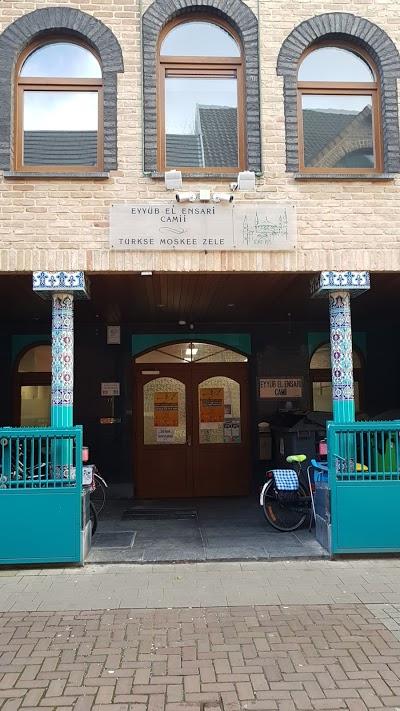Moskee Eyüp El Ansari Camii Zele, Zele