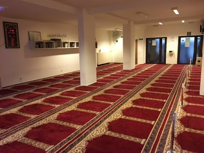 Moskee Amanah, Anvers