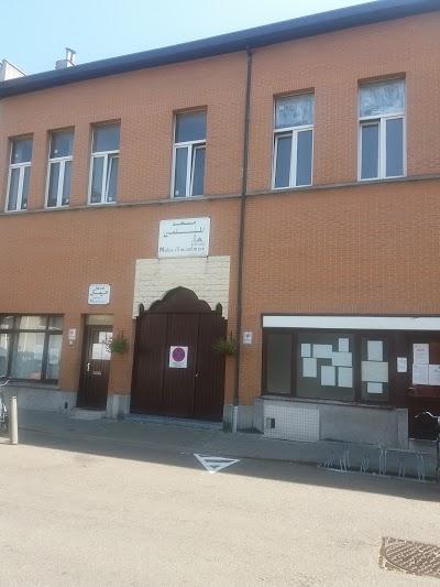 Mosque Al Moslimine, Anvers