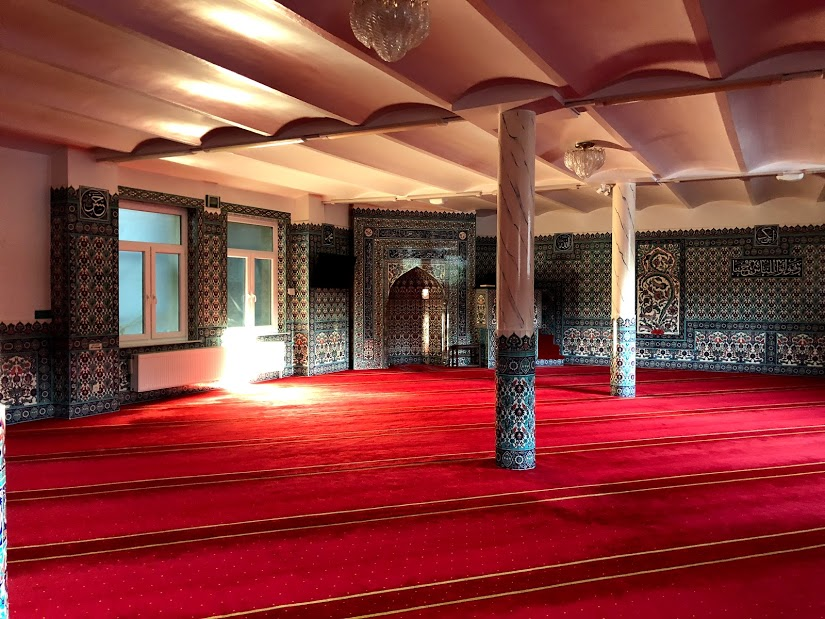 Moskee Eyüp Sultan Camii Gent, Gand, Belgium