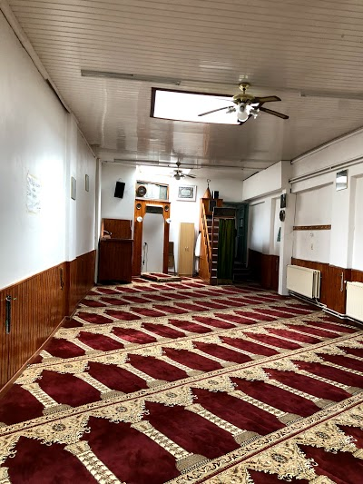 Mosque Fatih Camii, Gand