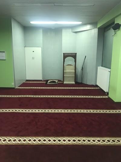 جامع صلاح الدين, Gand