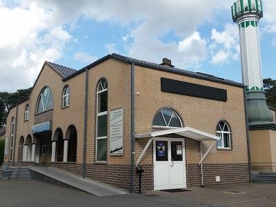Mosque Yesil Camii, Houthalen-Helchteren