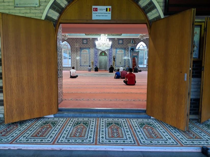 Fatih Moskee Beringen, Beringen, Belgium