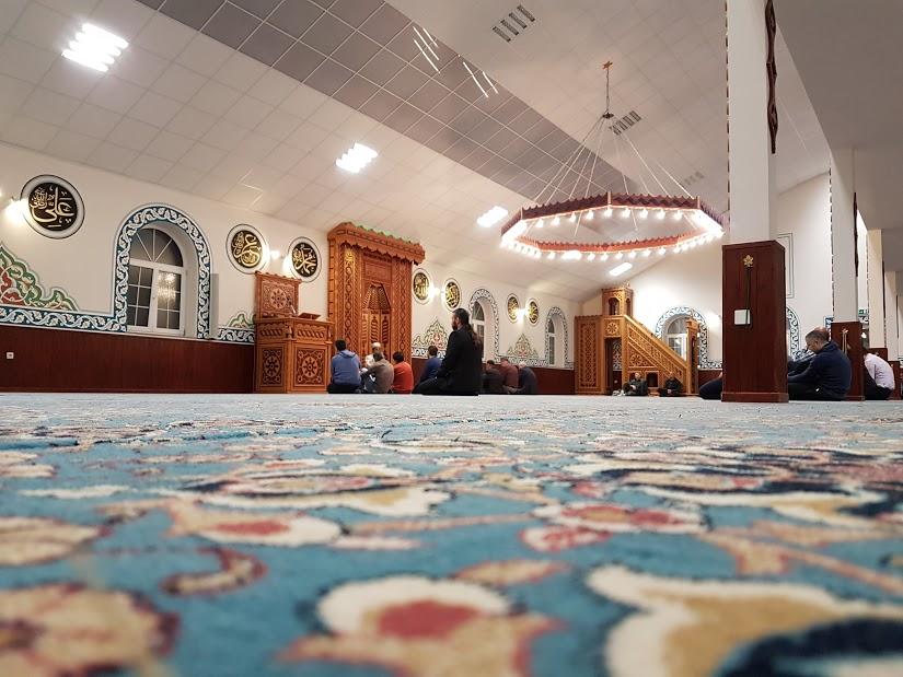 Mosque Ayasofya, Hasselt, Belgium