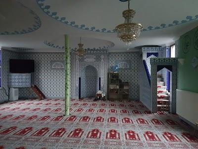Mosquée Haci Bayram, Charleroi
