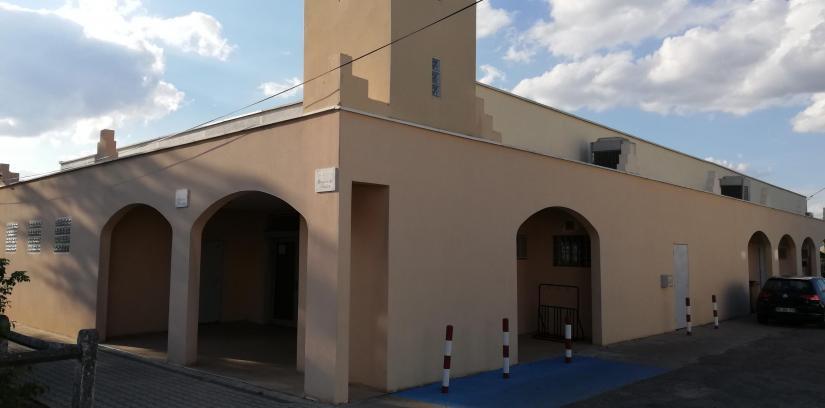 Mosquée du pardon, Nevers, France