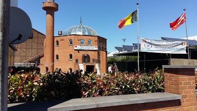 Alaaddin Mosquée, Charleroi