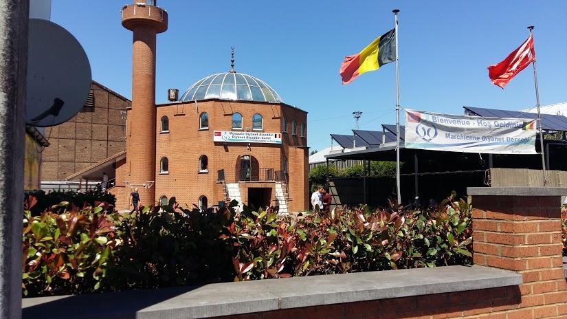 Alaaddin Mosquée, Charleroi, Belgium