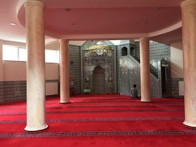 Centre islamique turc de Namur, Namur