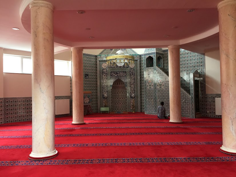 Centre islamique turc de Namur, Namur, Belgium