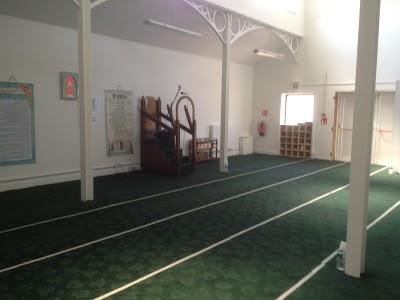 Mosquée Eden | مسجد عدن, La Louvière