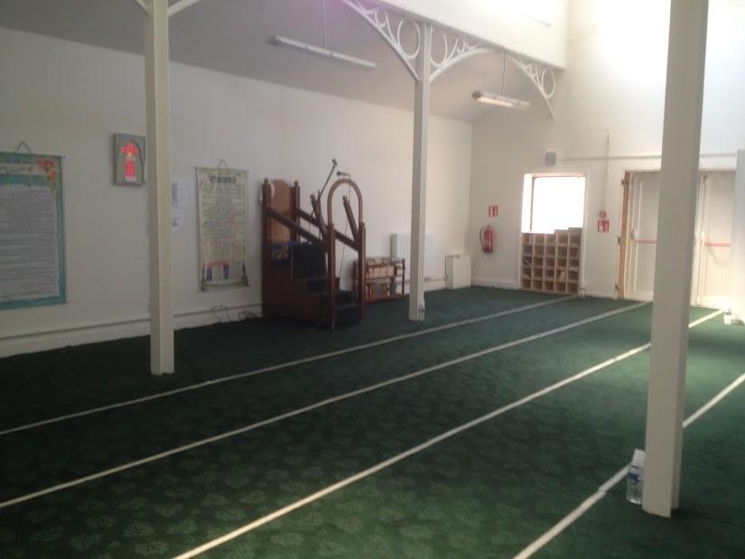 Mosquée Eden | مسجد عدن, La Louvière, Belgium