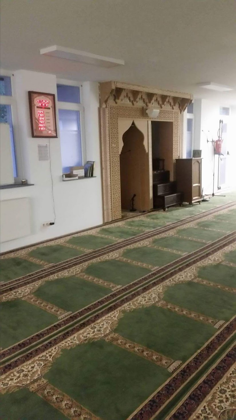 Mosquée Al Fath, Mons, Belgium