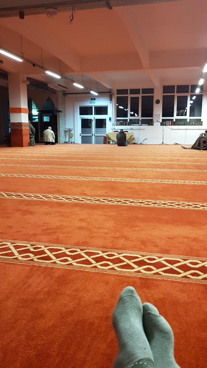 C.E.C.I.V. Mosquée Assahaba, Verviers, Belgium