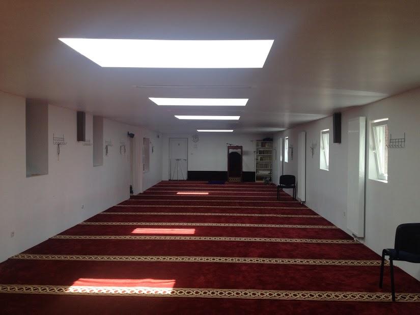 Moskee Arrahma, Sint-Truiden, Belgium