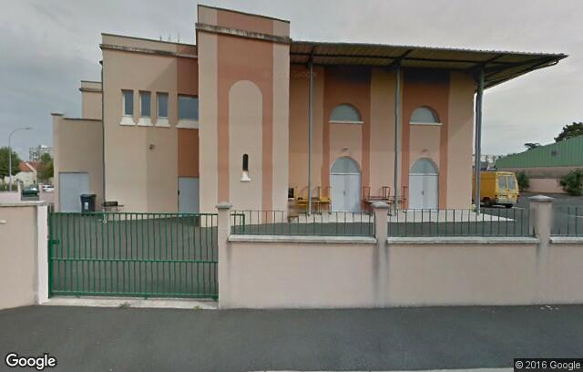 Mosquée St-jean - Al Mouhssinine, Chateauroux, France