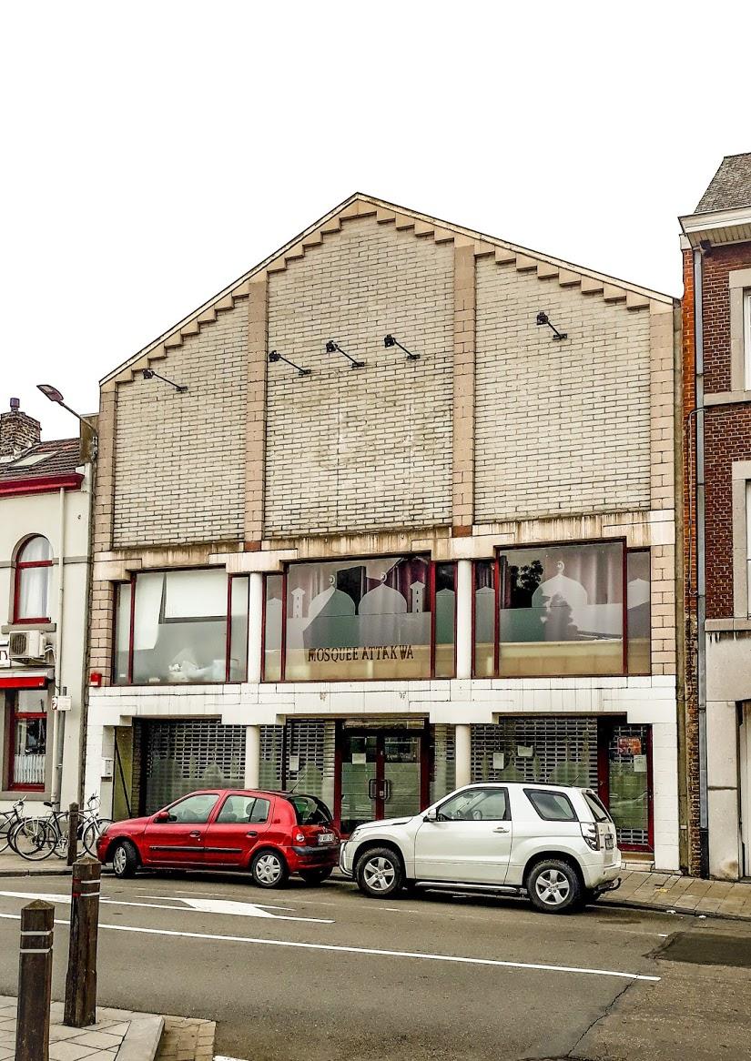 Mosquée At-Taqwa, Liège, Belgium