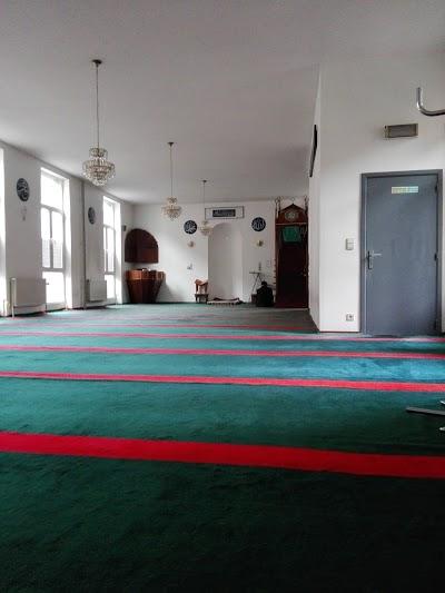 Merkez Mosquée de Liège, Liège