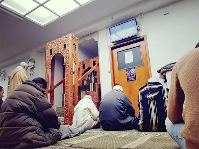 Mosque Almowahidine Liege, Liège