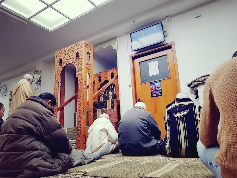 Mosque Almowahidine Liege, Liège, Belgium