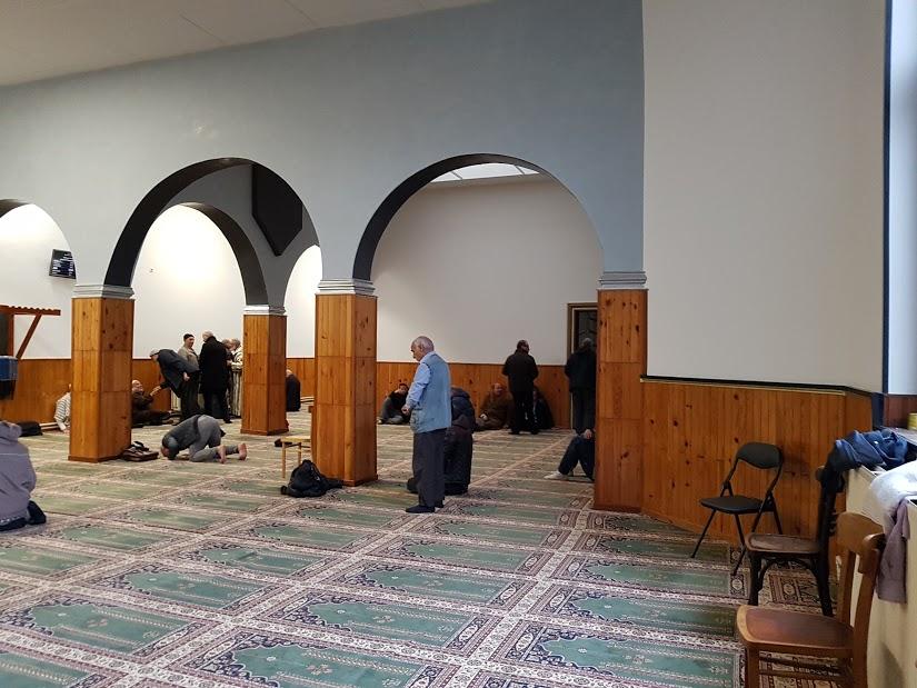 Mosquee Alsalam Liège - مسجد السلام لياج, Liège, Belgium