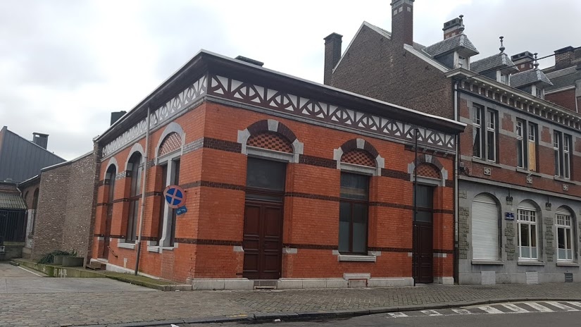 Mosquée El-Iman, Liège, Belgium