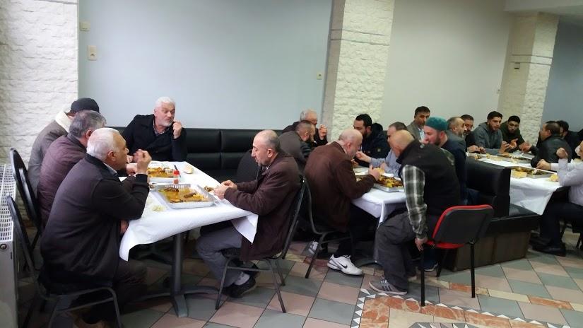 Aya Sofya Mosquée de Cheratte, Visé, Belgium