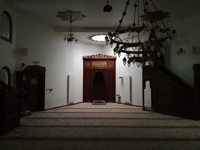 Mosquée Sultan Ahmet de Verviers, Verviers