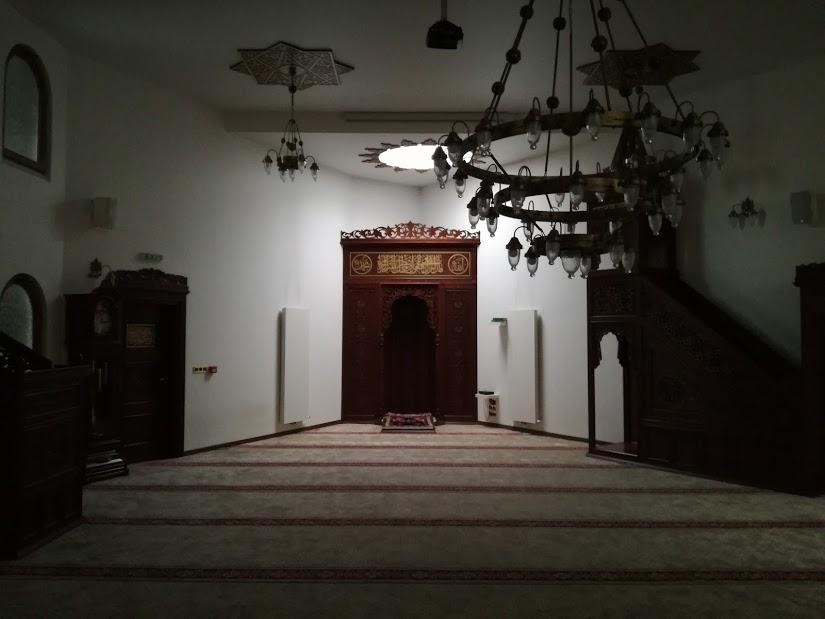 Mosquée Sultan Ahmet de Verviers, Verviers, Belgium