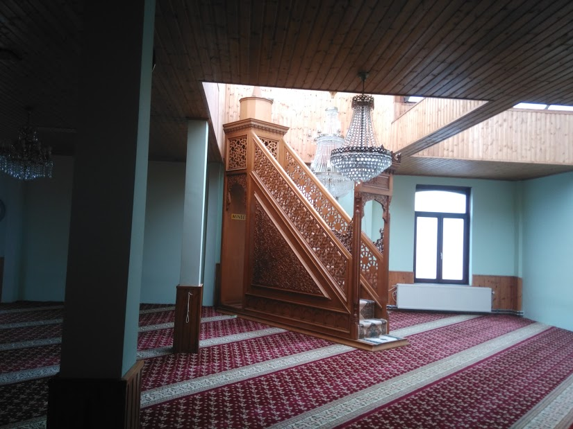 Imam Buhari Camii Antwerpen, Anvers, Belgium