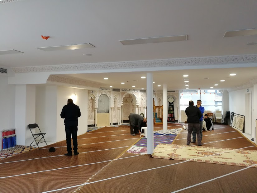 Moskee Arrahmaan Turnhout, Turnhout, Belgium