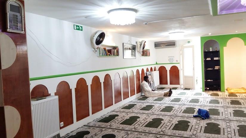 Mosque Al Ittehad - Moskee -مسجد الاتحاد, Turnhout, Belgium