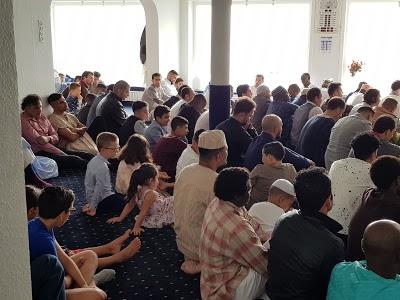Moskee Lommel (مسجد الفرقان لومل), Lommel