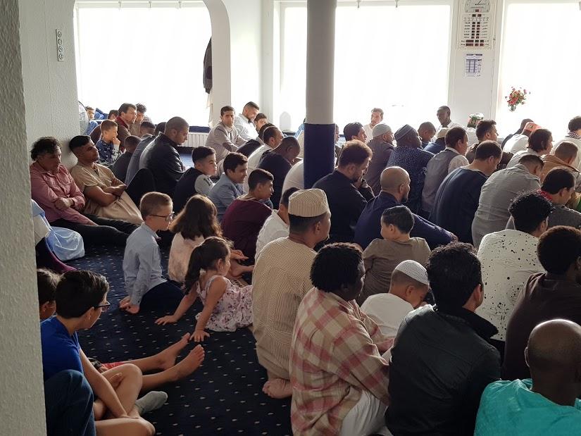 Moskee Lommel (مسجد الفرقان لومل), Lommel, Belgium