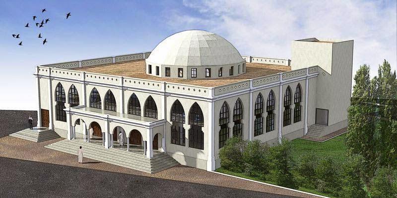 Missiri Mosquée, Frejus, France