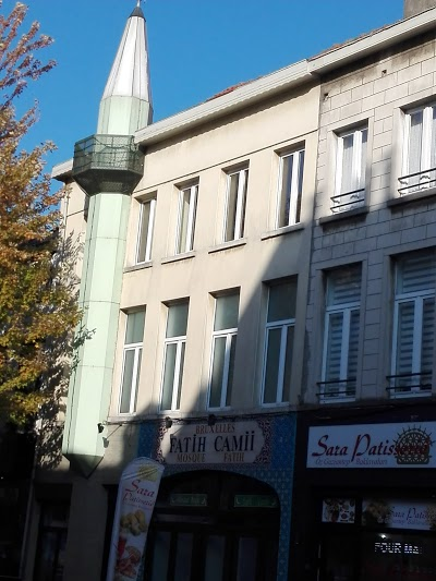 Fatih Camii مسجد, Schaerbeek