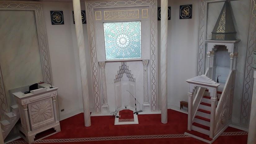 Mosquée et Centre Educatif Selimiye Camii, Saint-Josse-ten-Noode, Belgium