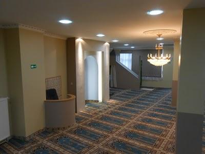 Association Musulmane et Culturelle Albanaise de Belgique - Mosquée du Vendredi, Schaerbeek